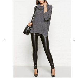 NEW Pretty Little Thing Faux Leather Pants 2